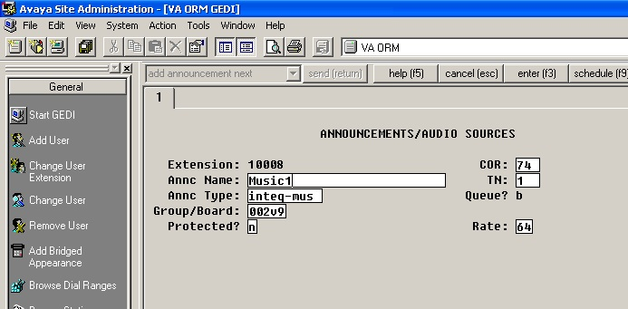 How to use a wav file as Music on Hold – All Avaya questions lead